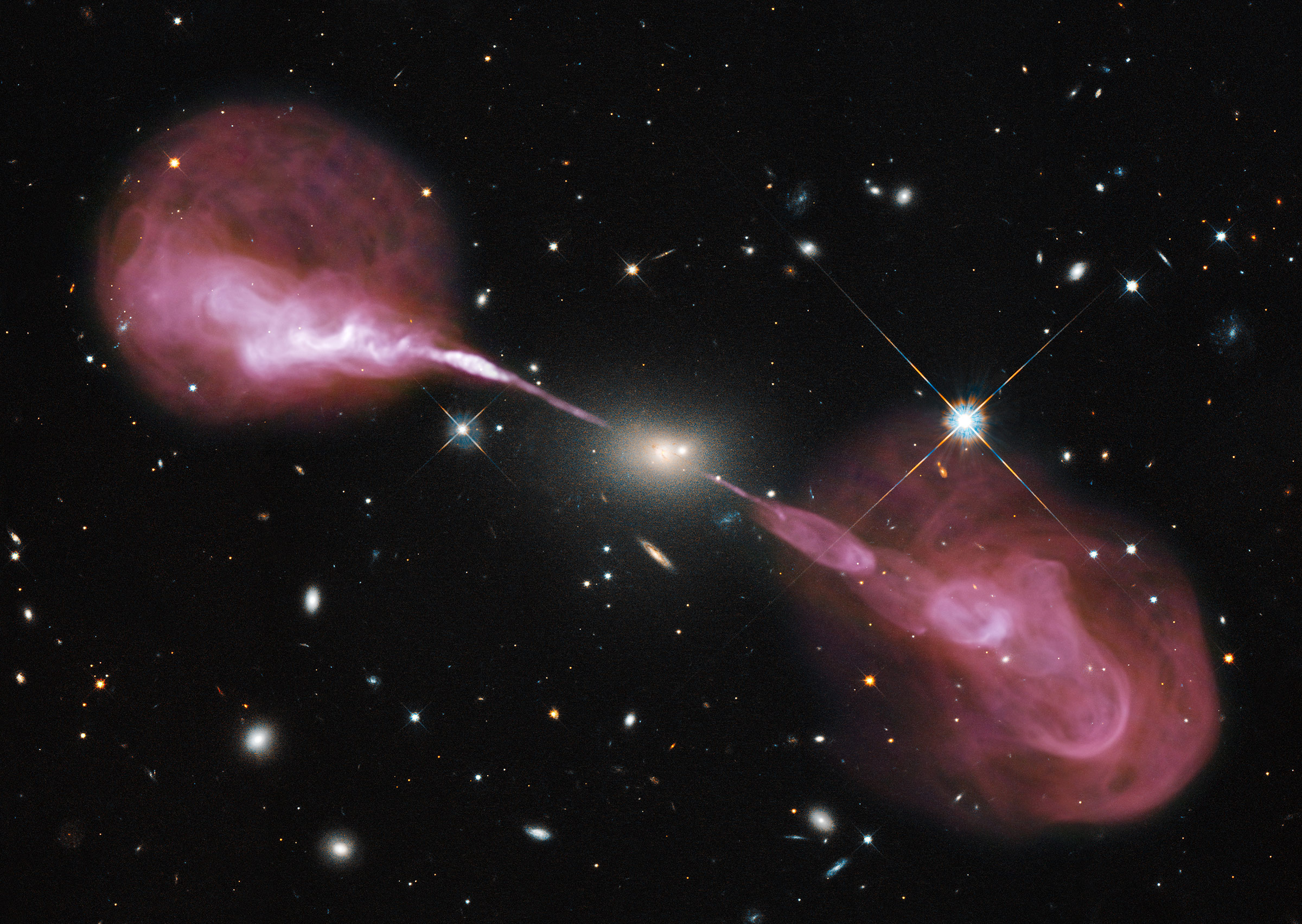 Almost Every Galaxy Has One – A Black Hole, That Is