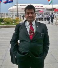 PIB officer Sanjay Kumar passes away