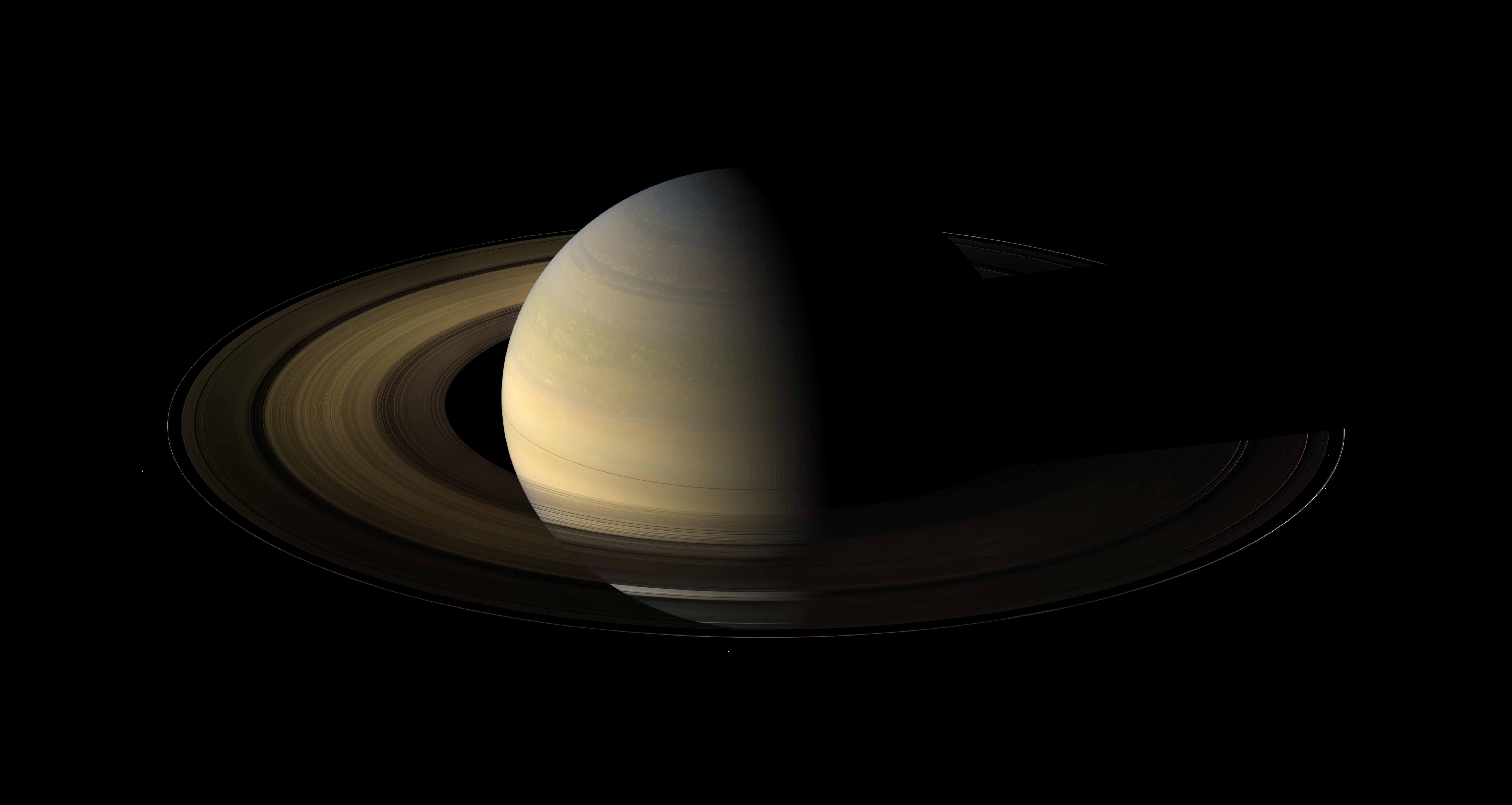 Saturn's Spring