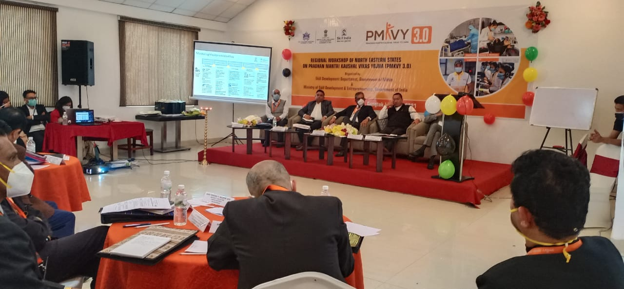 Skill India Conducts First-of-its-kind Regional Workshop to Accelerate Implementation of PMKVY 3.0 in North Eastern Region