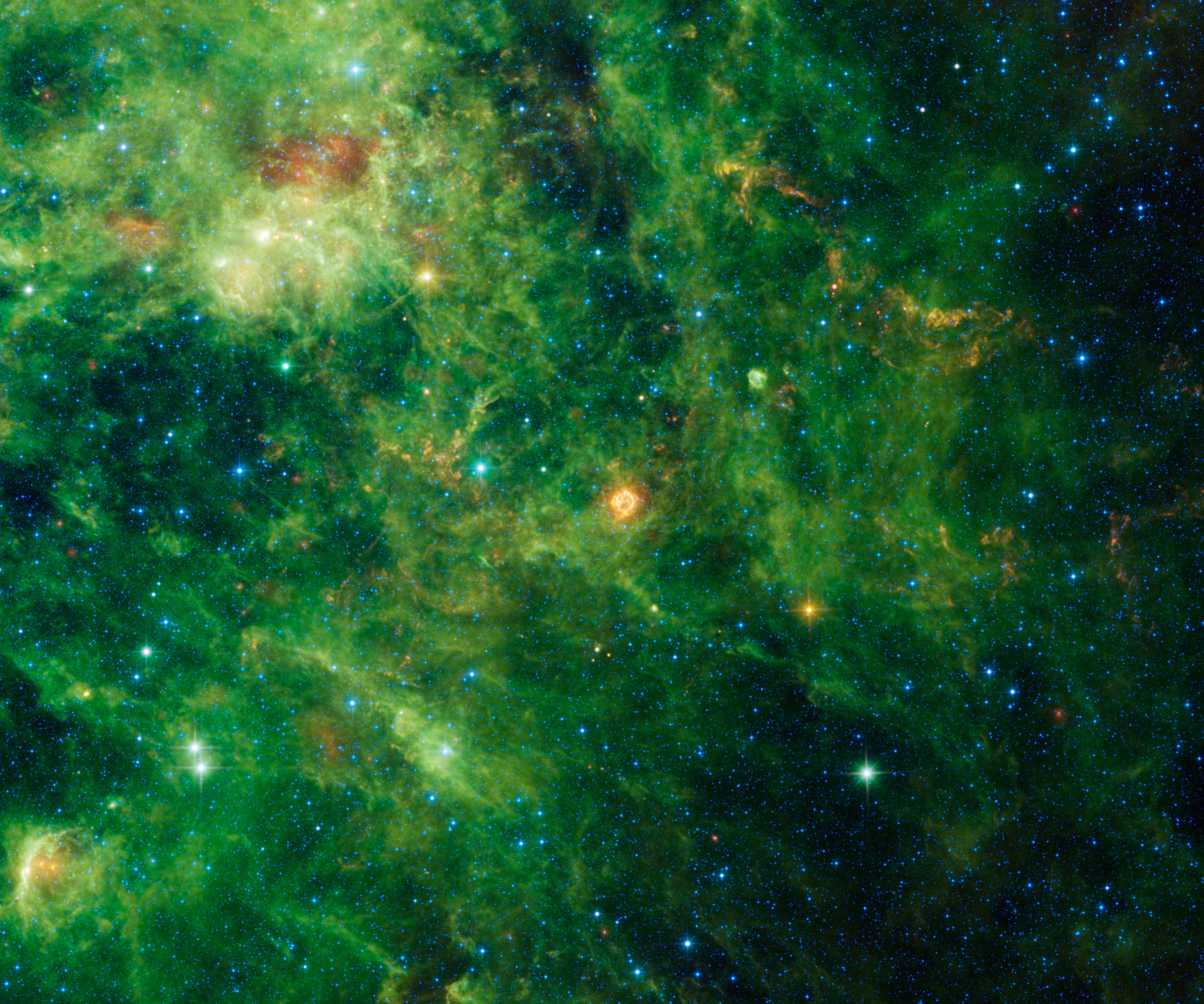 Vision of a Stellar Ending