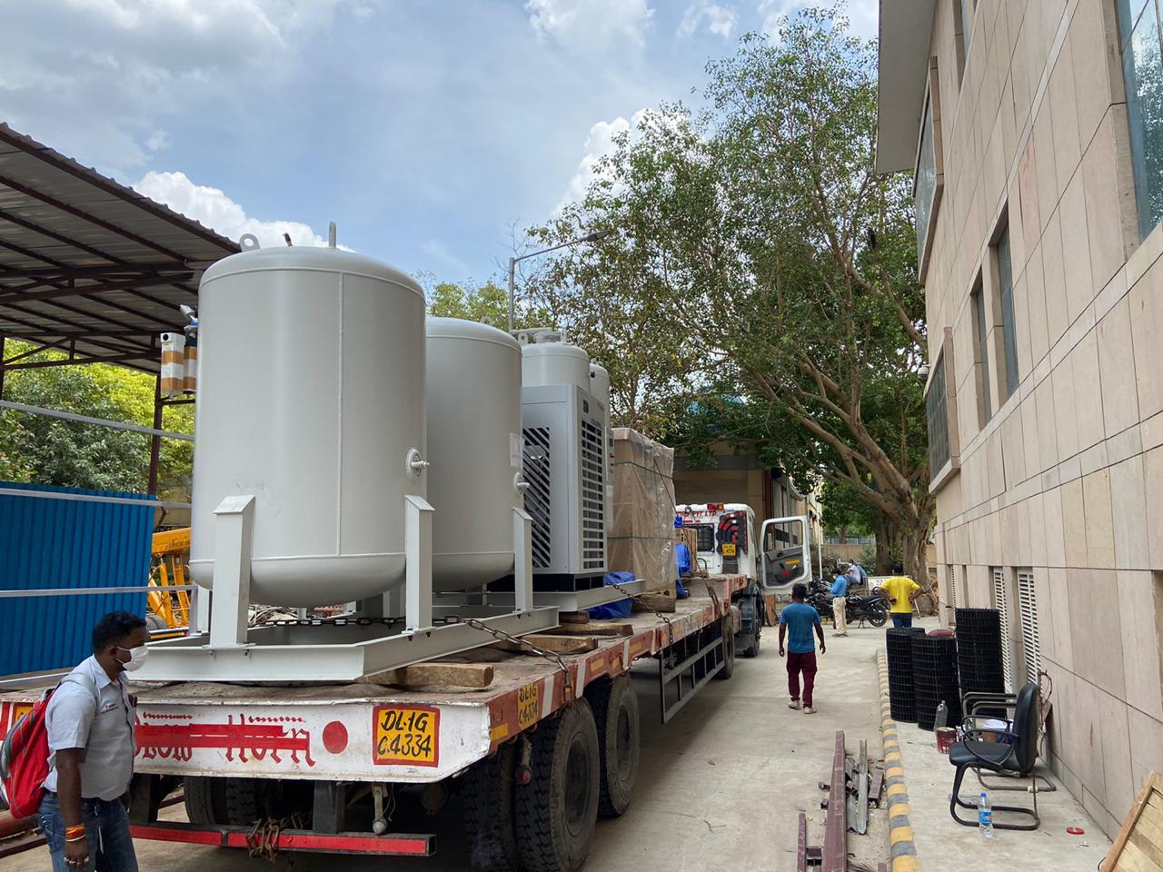 DRDO to install five Medical Oxygen Plants in Delhi &Haryana