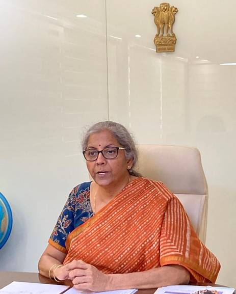 Finance Minister Smt. Nirmala Sitharaman commemorates 12th Founding Day of Competition Commission of India via virtual mode