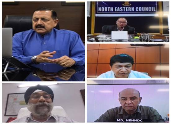 MDoNER to supplement setting up of Oxygen Plants in NE States: Dr Jitendra Singh