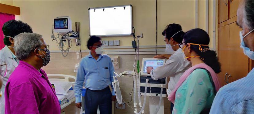 NTPC Bongaigaon starts COVID Care Center