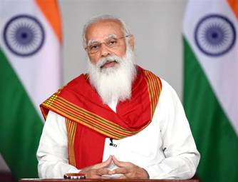 Prime Minister delivers keynote address at the virtual Vesak Global Celebrations on Buddh Poornima today