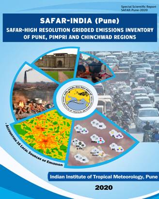 Release of- High Resolution Emission Inventory (400 meters) for 2019-20