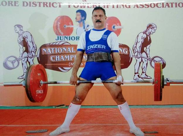 Sports Ministry approves Rs 2.5 Lakh assistance to former Asian Games gold medallist Joseph James