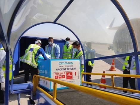 Surat Airport facilitates essential medical supplies amid tough times