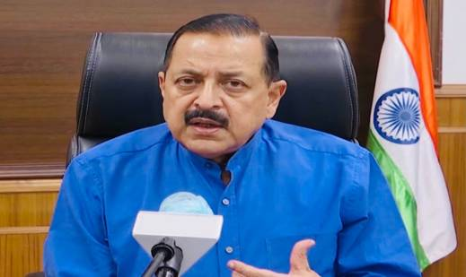 Union Minister Dr Jitendra Singh calls for a united fight against COVID-19