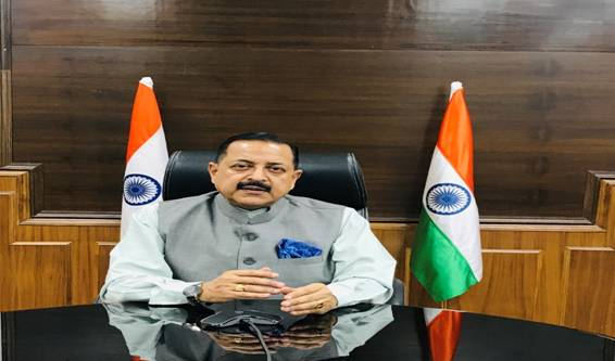 Union Minister Dr Jitendra Singh says, vaccination drive is proceeding smoothly in India having over 135 crore population