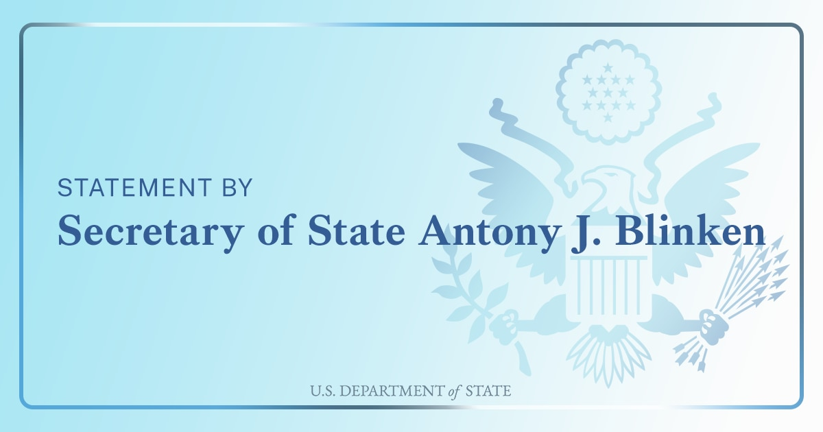 United States' Actions to Press for the Resolution of the Crisis in the Tigray Region of Ethiopia