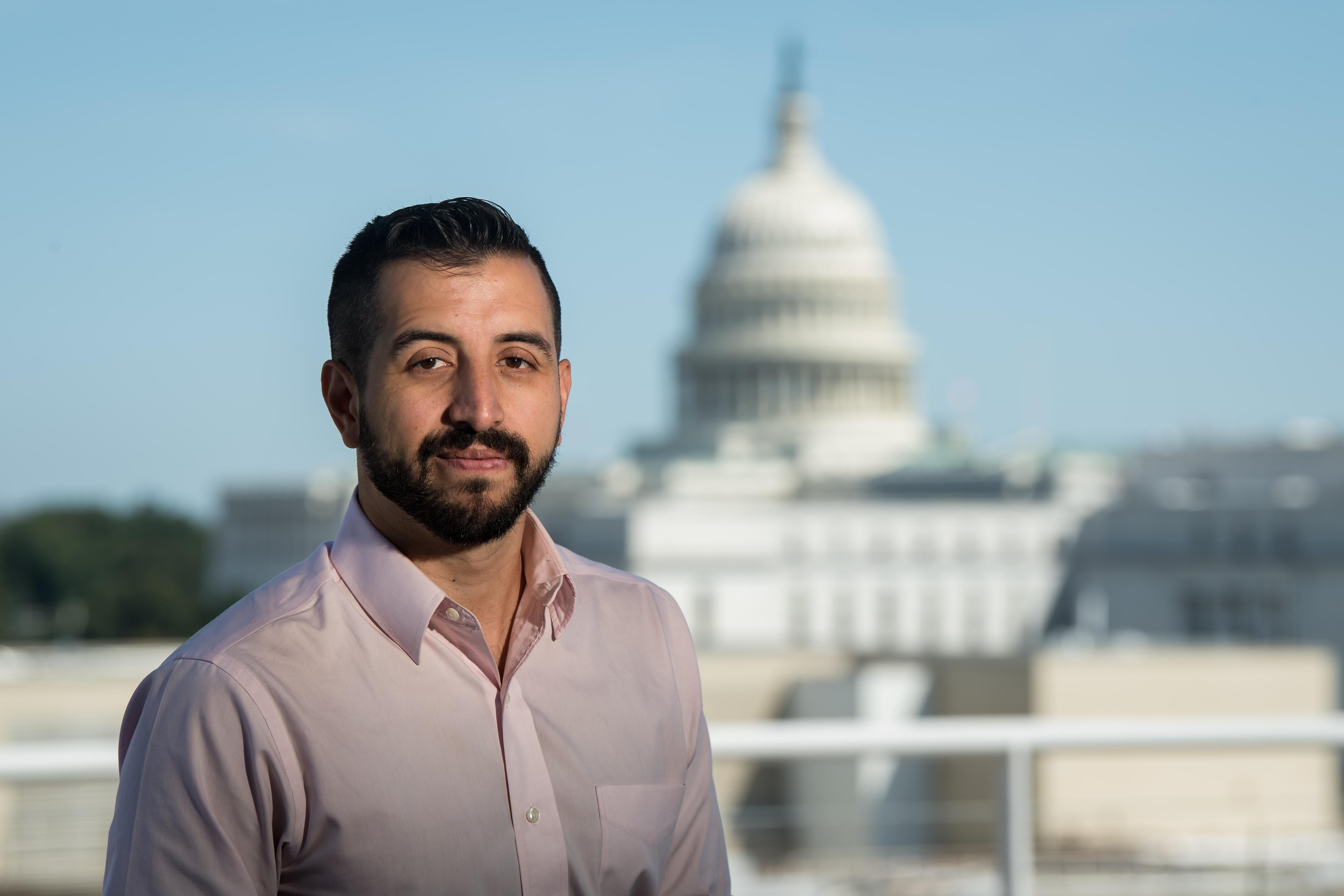 Andres Almeida, NASA Digital Strategist