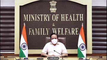 Dr. Harsh Vardhan addresses Meeting of the Ministers of Health of Shanghai Cooperation Organization