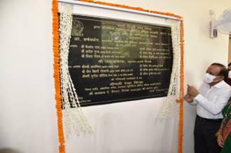 Dr. Harsh Vardhan inaugurates the revamped Hardayal Municipal Heritage Public Library in Chandni Chowk, Delhi