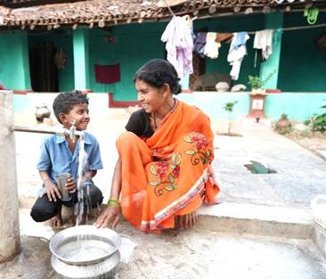 In a big push to provide tap water connections to every rural home in Chhattisgarh by 2023, Centre allocates Rs 1,909 Crore grant under Jal Jeevan Mission