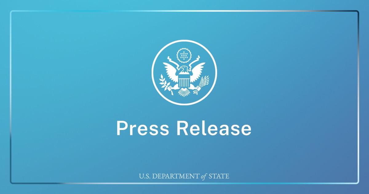 Secretary Blinken's Call with Argentina Foreign Minister Solá
