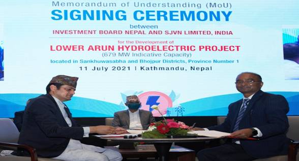 CPSE under Ministry of Power bags project under leadership of Union Power Minister, Shri R K Singh