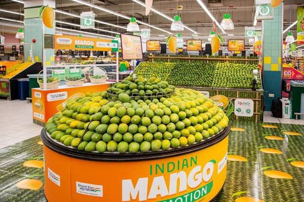 Mango export promotion programme organized for the varieties from northern India in Dubai