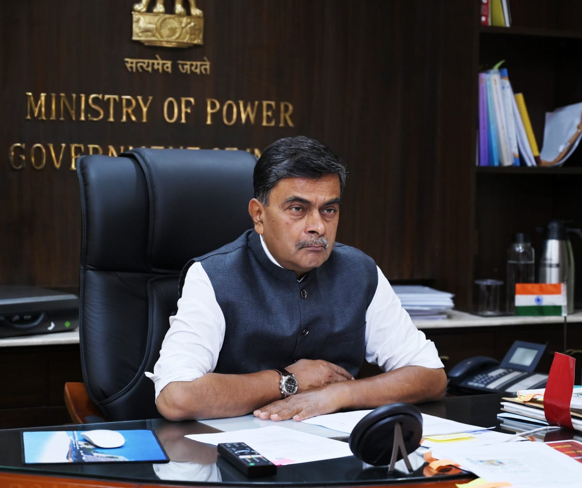 """Shri R K Singh, Union Minister for Power and MNRE inaugurates """"Aiming for Sustainable Habitat: New Initiatives in Building Energy Efficiency 2021"""""""