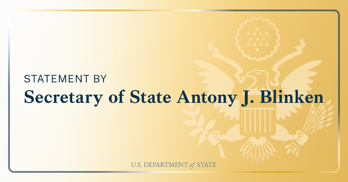 The United States Takes Further Actions against the Burmese Military Regime