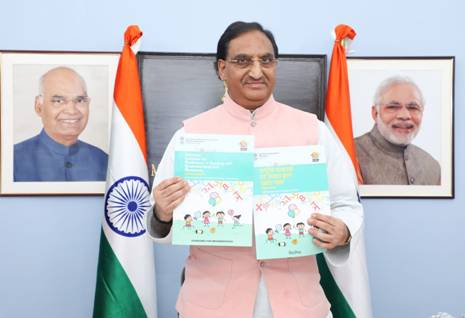 Union Education Minister launches NIPUN Bharat Programme today