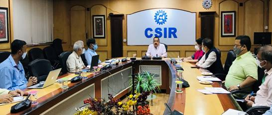 Union Minister Dr. Jitendra Singh says, Science and Technology is key to achieve Prime Minister Modi's Atmanirbhar Bharat