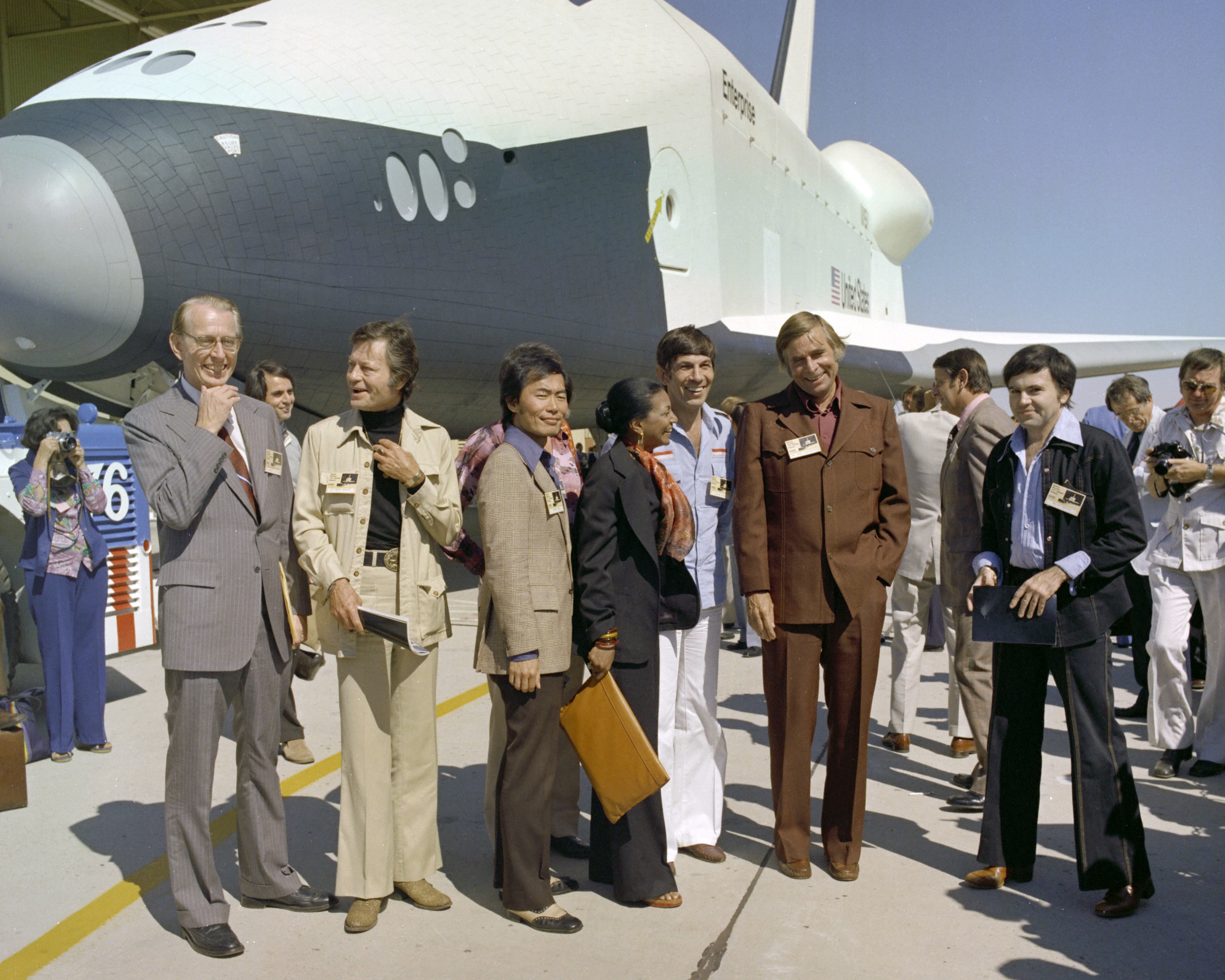 Star Trek and NASA: Celebrating the Connection