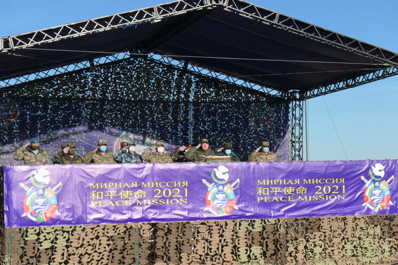 """6TH EDITION OF SCO EXERCISE """"PEACEFUL MISSION – 2021"""" COMMENCES AT ORENBURG, RUSSIA"""
