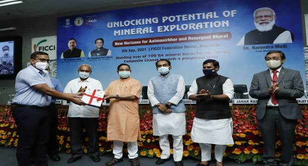 Centre Focusing on Acceleration of Mineral Exploration, Says Union Minister Pralhad Joshi