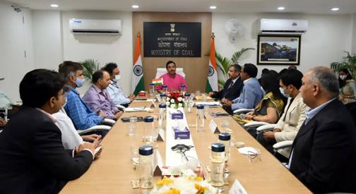 Coal Ministry signsAgreement with Successful Bidders of Eight coal mines in the ongoing auction tranche