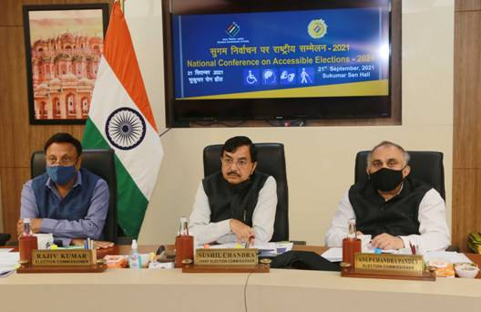 ECI organizes National Conference on Accessible Elections;