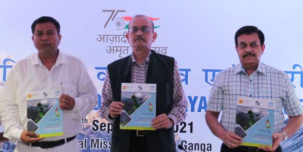 National Mission For Clean Ganga & Naula Foundation Celebrate Himalayan Day 2021 With The Theme 'Contribution Of Himalayas And Our Responsibilities'.