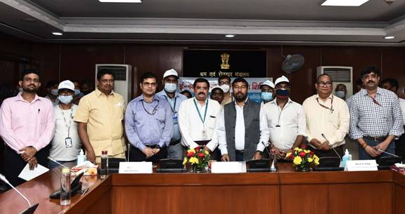 Over 27 lakh unorganized workers registered on E-Shram portal since its launch