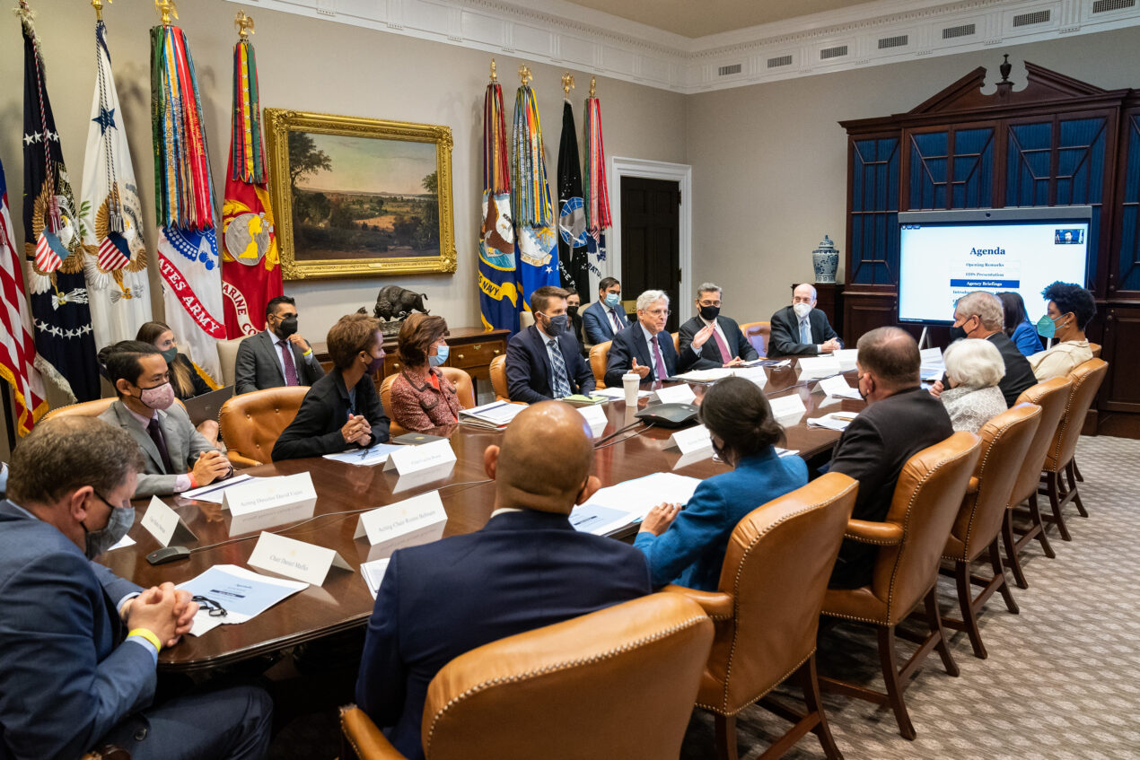 Readout of the Inaugural Meeting of the WhiteHouse CompetitionCouncil