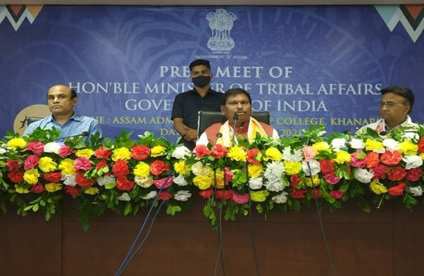 Tribal Development programmes in Assam must be prioritised: Union Minister of Tribal Affairs