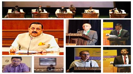 Union Minister Dr Jitendra Singh says, goals and targets set by the Prime Minister for the new UT of Ladakh would be met in time to make it one of the best UTs in the Country.