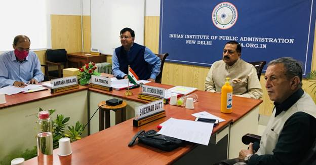 Union Minister Dr. Jitendra Singh says, Indian Institute of Public Administration (IIPA) has to develop as a wide-based resource hub for all aspects related to governance