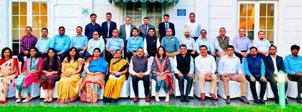Union Minister Dr. Jitendra Singh says, there has now been realization of advantage of integrated approach, both in training and administration