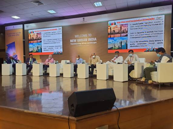 Indian Housing Technology Mela is biggest attraction of 'Azadi@75 – New Urban India: Transforming Urban Landscape' Conference-cum-Expo on Day 2