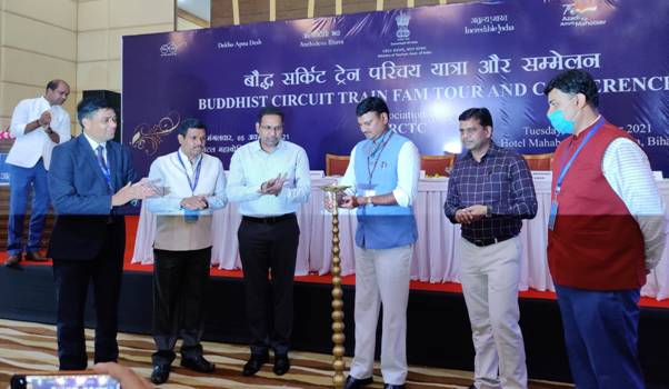 Ministry of Tourism organizes Conference in Bodhgaya to promote potential of Buddhist tourism