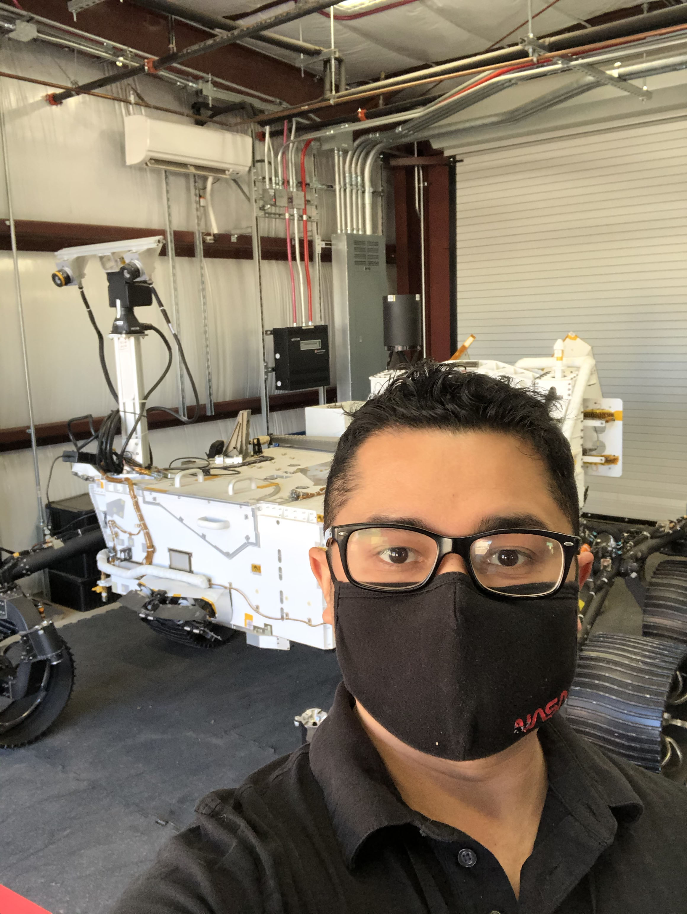 Pedro Cota: From Student Filmmaker to NASA Video Producer